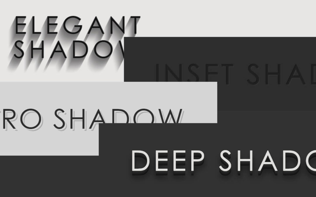 4 Text Shadow Effects for Divi Post Title and Text Modules