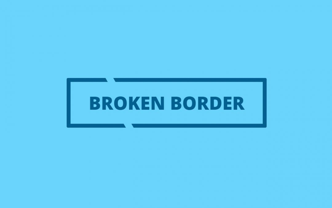 How To Make a Divi Button with Broken Border