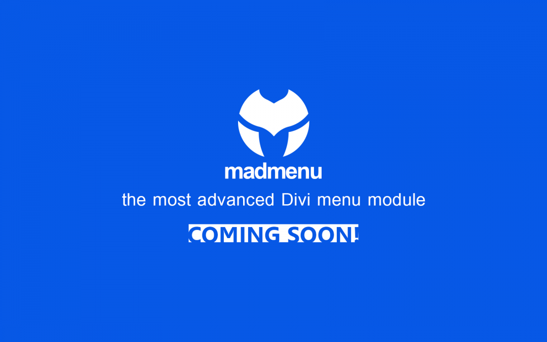 Divi MadMenu Sneak Peek: The Most Advanced Divi Menu Module Coming Soon!